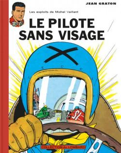 Michel Vaillant Cover 02 - Le Pilote Sans Visage