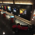 Michel Vaillant Art Strips | Exposition | CLUB DES V A BRUXELLES