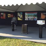 Michel Vaillant Art Strips | Exposition | Les Grandes Heures Automobile à Montlhéry