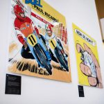 Michel Vaillant Art Strips | Exposition | Circuit Paul Ricard