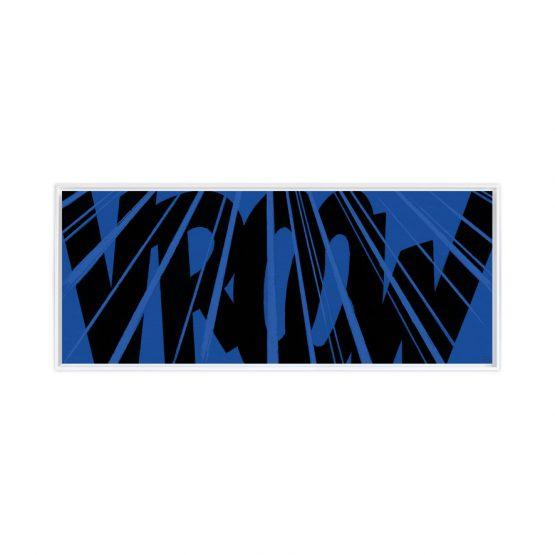 Cougar Vroow – Papier Fine Art en caisse américaine blanche