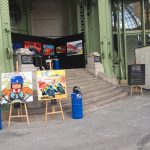 Michel Vaillant Art Strips | Exposition | Grand Palais à Paris