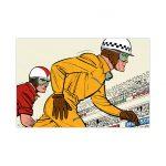 Michel Vaillant Art Strips 31 Le Grand Defi Plexi