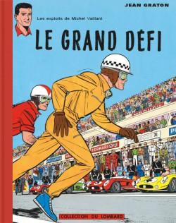 Michel Vaillant Cover 01 - Le Grand Défi