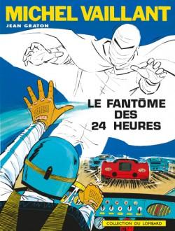 Michel Vaillant Cover 17 - Le Fantôme Des 24h