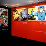 Michel Vaillant Art Strips | Exposition | Brand Store BMW George V Paris