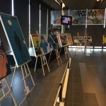 Michel Vaillant Art Strips | Exposition | Fête de l'A.C.O. au Mans