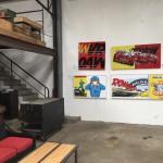 Michel Vaillant Art Strips | Exposition | La Ruche Moderne à Anglet