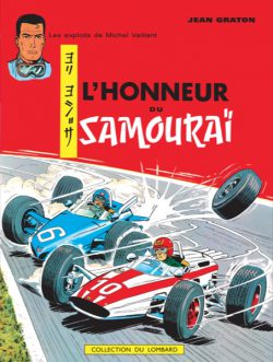 Michel Vaillant Art Strips Couverture Album 21 : L'honneur du samouraï
