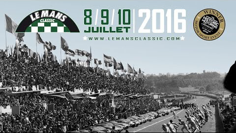 Michel Vaillant Art Strips | Exposition | Le Mans Classic 2016