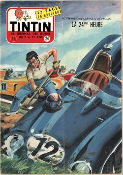 Tintin24 1957 Couv
