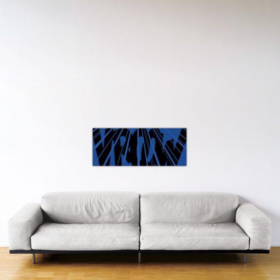 Michel Vaillant Art Strips 27 Cougar Vroow 40x100cm
