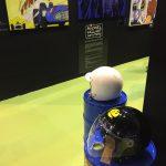 Michel Vaillant Art Strips | Exposition | Salon Retromobile à Paris