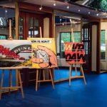 Michel Vaillant Art Strips | Exposition | Spa-Classic à Francorchamps
