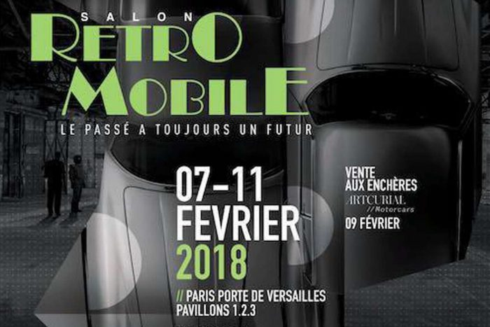 Michel Vaillant Art Strips | Exposition | Le Salon Retromobile à Paris