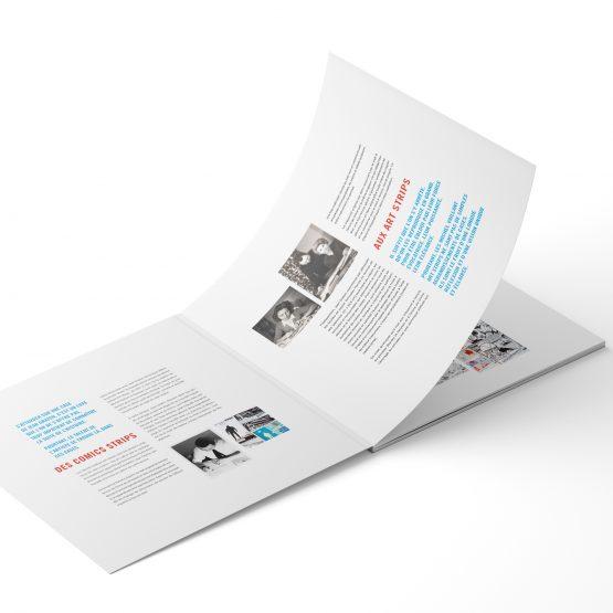 Michel Vaillant Art Strip Box Ouverte 01