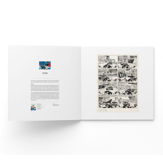 Michel Vaillant Art Strip Box Ouverte 02