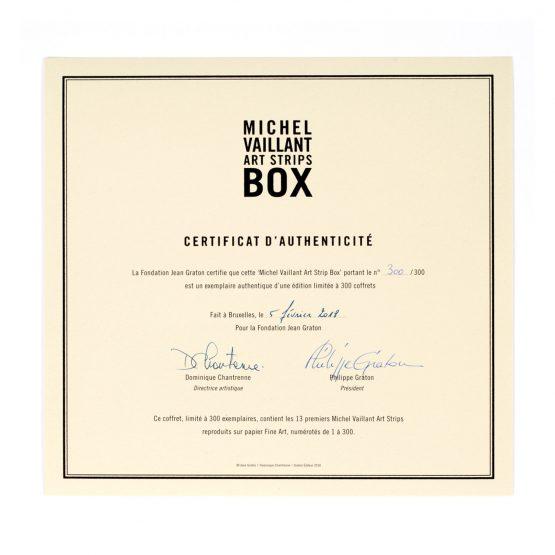 Mvas Box Certificat Face