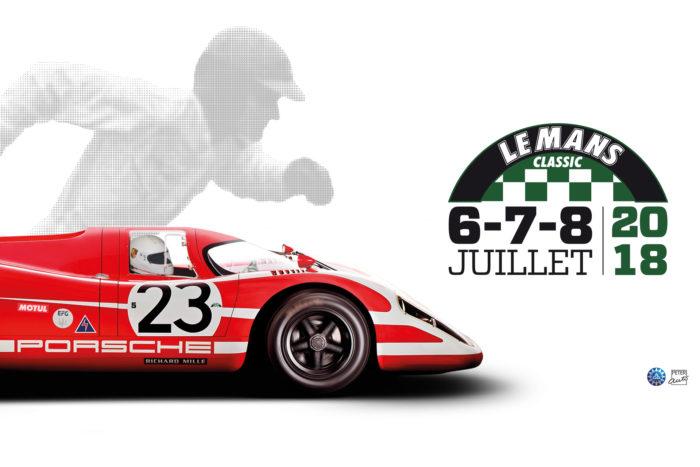 Michel Vaillant Art Strips | Exposition | Le Mans Classic