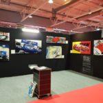 Michel Vaillant Art Strips | Exposition | Salon Epoqu'Auto à Lyon