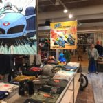 Michel Vaillant Art Strips | Exposition | The Royal Racer Marseille