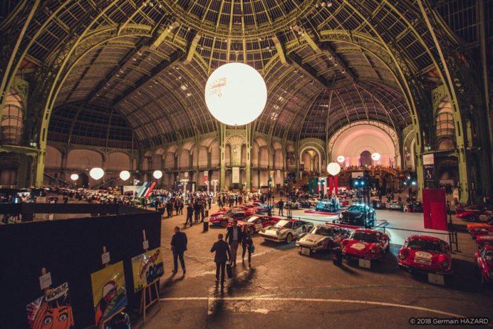 Michel Vaillant Art Strips   Exposition   Grand Palais à Paris