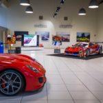 Michel Vaillant Art Strips | Exposition | Ferrari (Charles Pozzi) à Levallois
