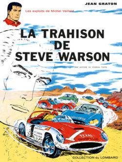 Michel Vaillant 06 La Trahison De Steve Warson