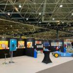 Michel Vaillant Art Strips   Exposition   Salon de l'Automobile à Lyon