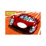 P3 Au Mans – Dibond sous plexiglas