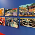 Michel Vaillant Art Strips | Exposition | Salon Auto Moto de Bruxelles 2020